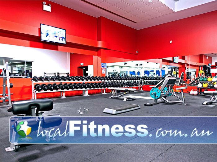 Genesis Fitness Clubs Mayfield Our Mayfield 24/7 gym includes a full range of dumbbells, barbells and benches.