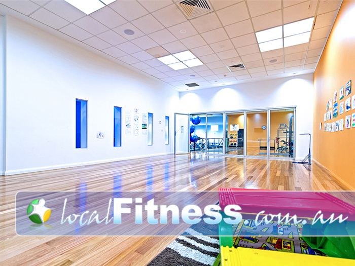 Genesis Fitness Clubs Mayfield The convenient Mayfield Child care Kidz Zone.