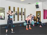 Fernwood Fitness Glenhaven Ladies Gym Fitness Lift like a girl and learn the