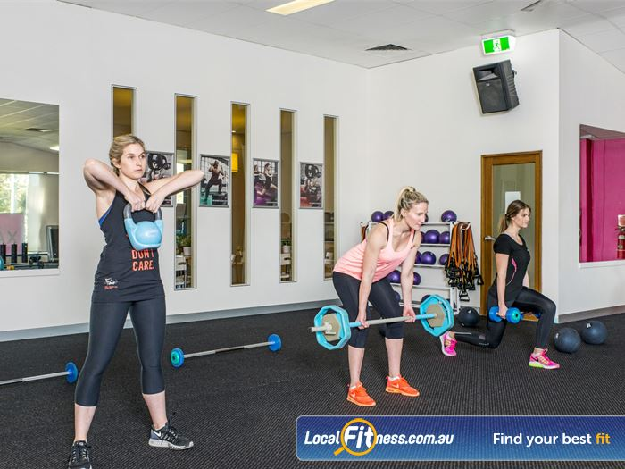 Fernwood Fitness Gym Parramatta  | Lift like a girl and learn the benefits