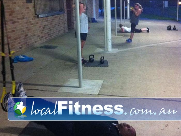 Elite Outdoor Fitness Gym Baulkham Hills    Welcome to Elite Outdoor Fitness by Michael Vella.