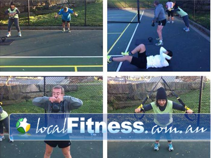 Elite Outdoor Fitness Gym Hornsby  | Our Cherrybrook outdoor programs are designed by former
