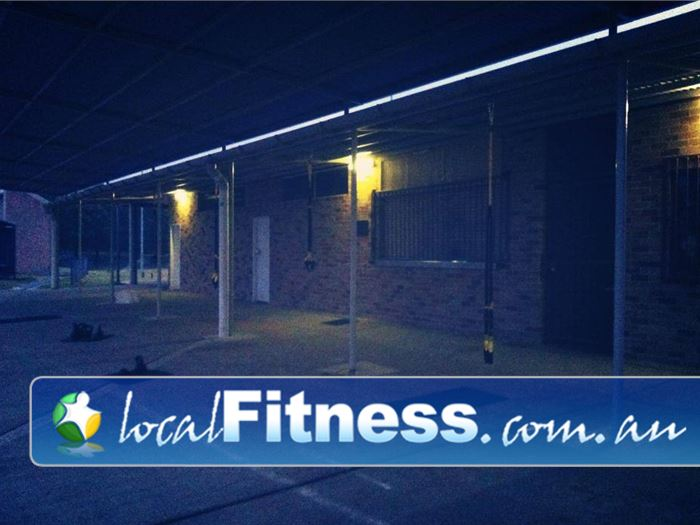 Elite Outdoor Fitness Near Glenhaven We train rain, hail or shine day or night...your results is our priority.