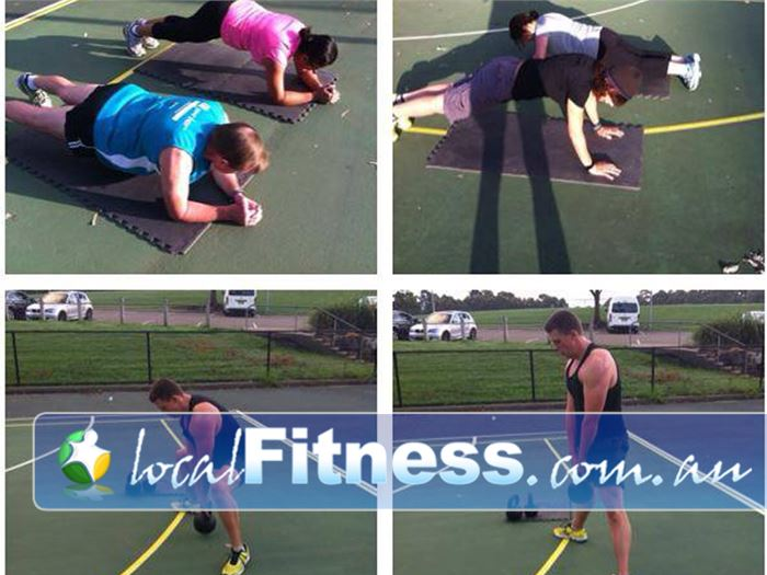 Elite Outdoor Fitness Castle Hill Outdoor Fitness Fitness Classes includes strength,