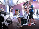 Plus Fitness Health Clubs Annangrove Gym Fitness A range of free-weights to suit