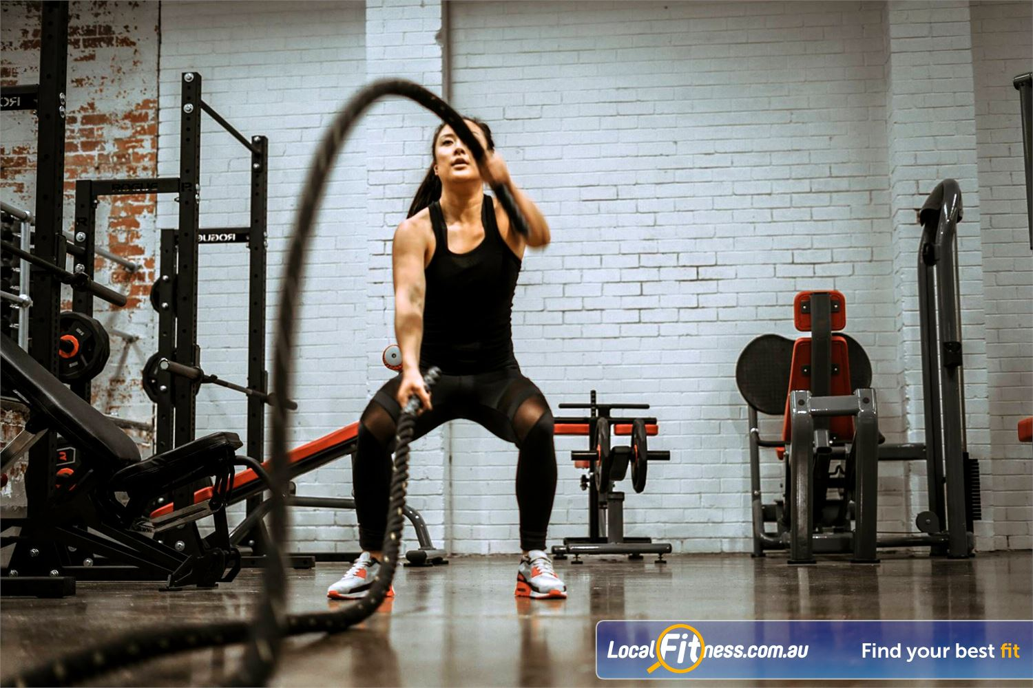 Dukes 24hr Gym Richmond Get into functional training at our Richmond gym.