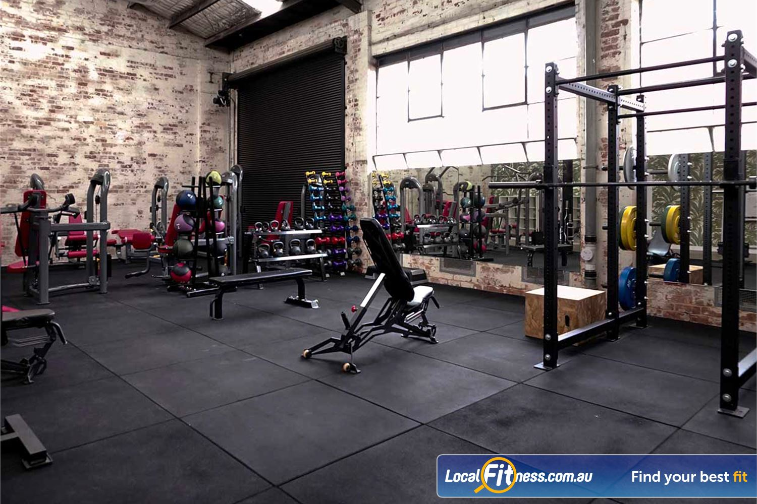Dukes 24hr Gym Near Toorak Fully equipped ladies only Richmond gym.