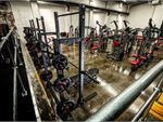 Dukes 24hr Gym Richmond Gym Fitness Multiple power racks so you