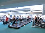 Ascot Vale Leisure Centre North Melbourne Gym CardioThe spacious cardio theatre part