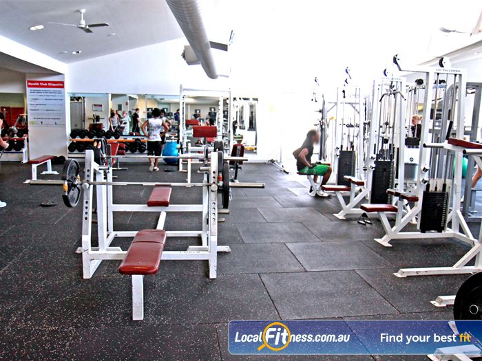Ascot Vale Leisure Centre Gym Airport West  | Our Ascot Vale gym facility spans over 1000