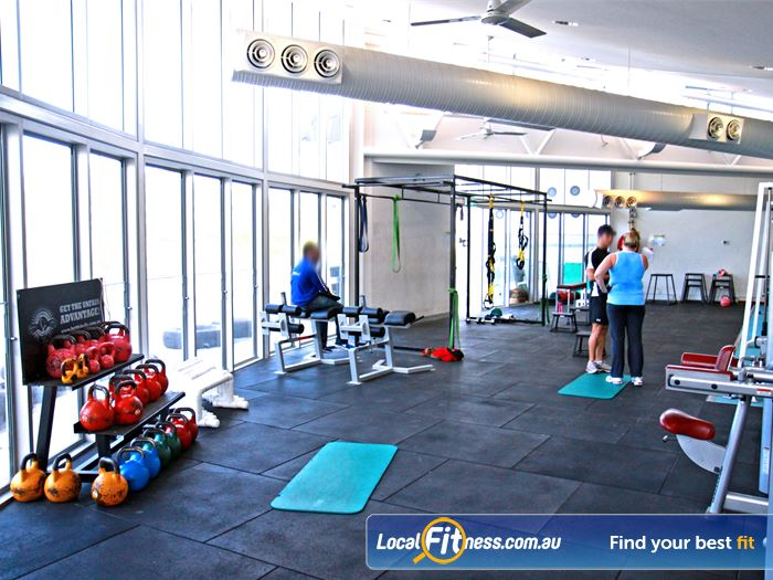 Ascot Vale Leisure Centre Gym Williamstown North  | Specialised and dedicated strength and crossfit training facility.