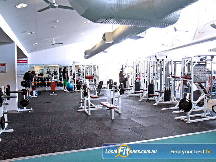 Ascot Vale Leisure Centre Aberfeldie Gym Fitness Fully equipped Ascot Vale