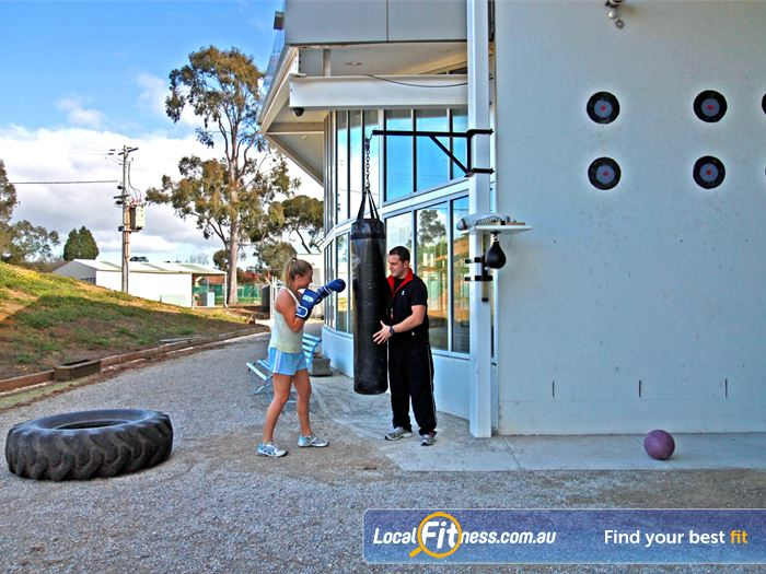 Ascot Vale Leisure Centre Ascot Vale Gym Fitness Outdoor boot camp and crossfit