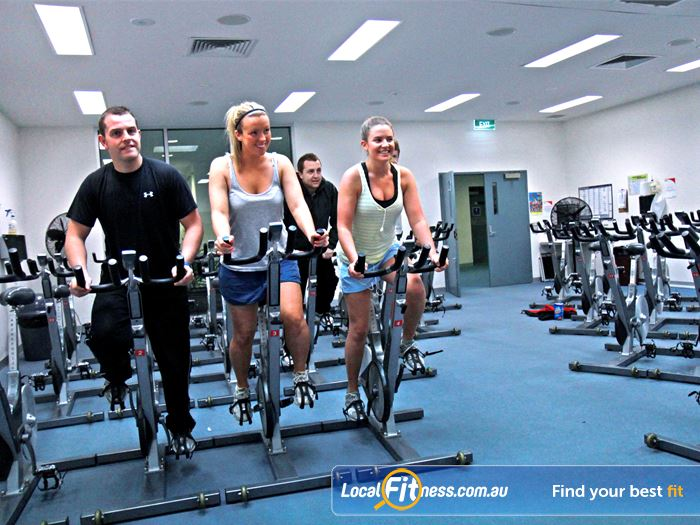 Ascot Vale Leisure Centre Aberfeldie Gym Fitness Popular classes such as RPM and