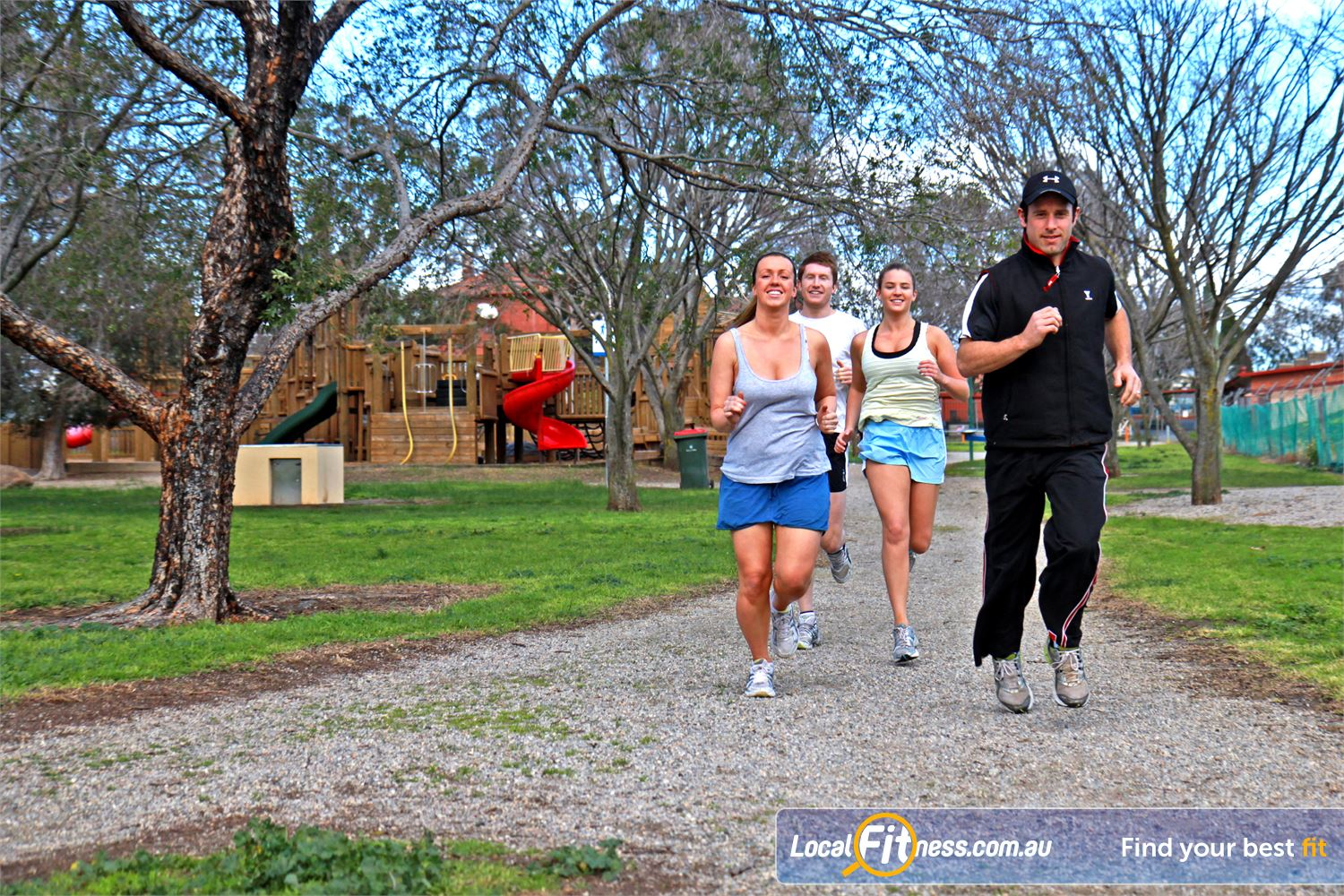 Ascot Vale Leisure Centre Near Maribyrnong Building a stronger community with our outdoor fitness camp training.