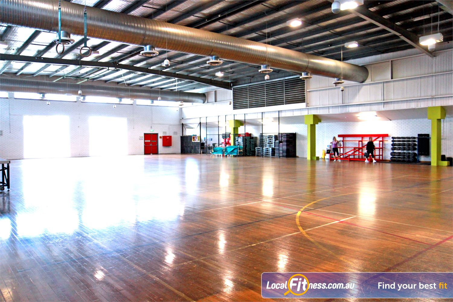 Ascot Vale Leisure Centre Ascot Vale We offer a full range of Ascot Vale group fitness classes daily.