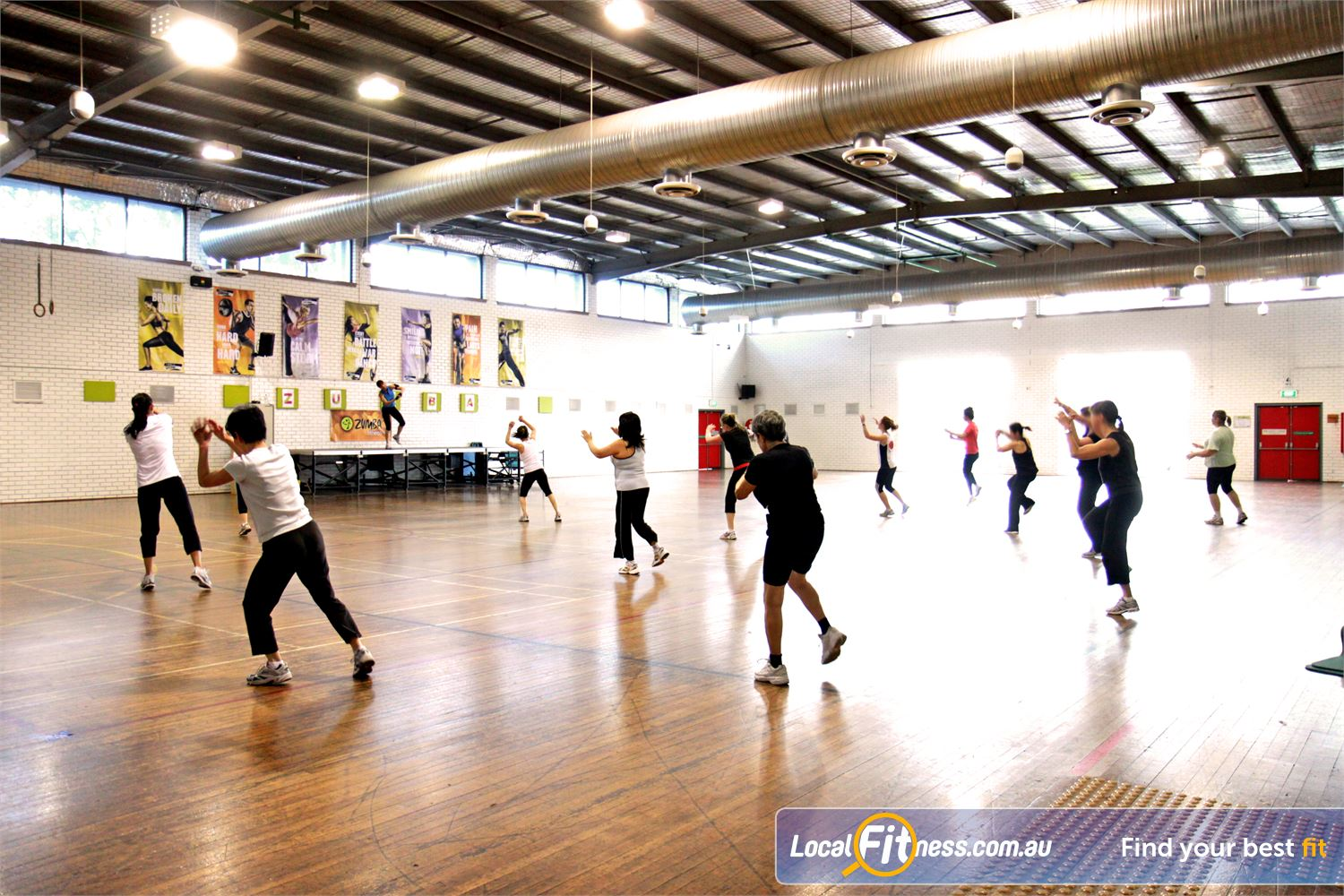 Ascot Vale Leisure Centre Ascot Vale The Ascot Vale group fitness menu includes over 120 classes per week.