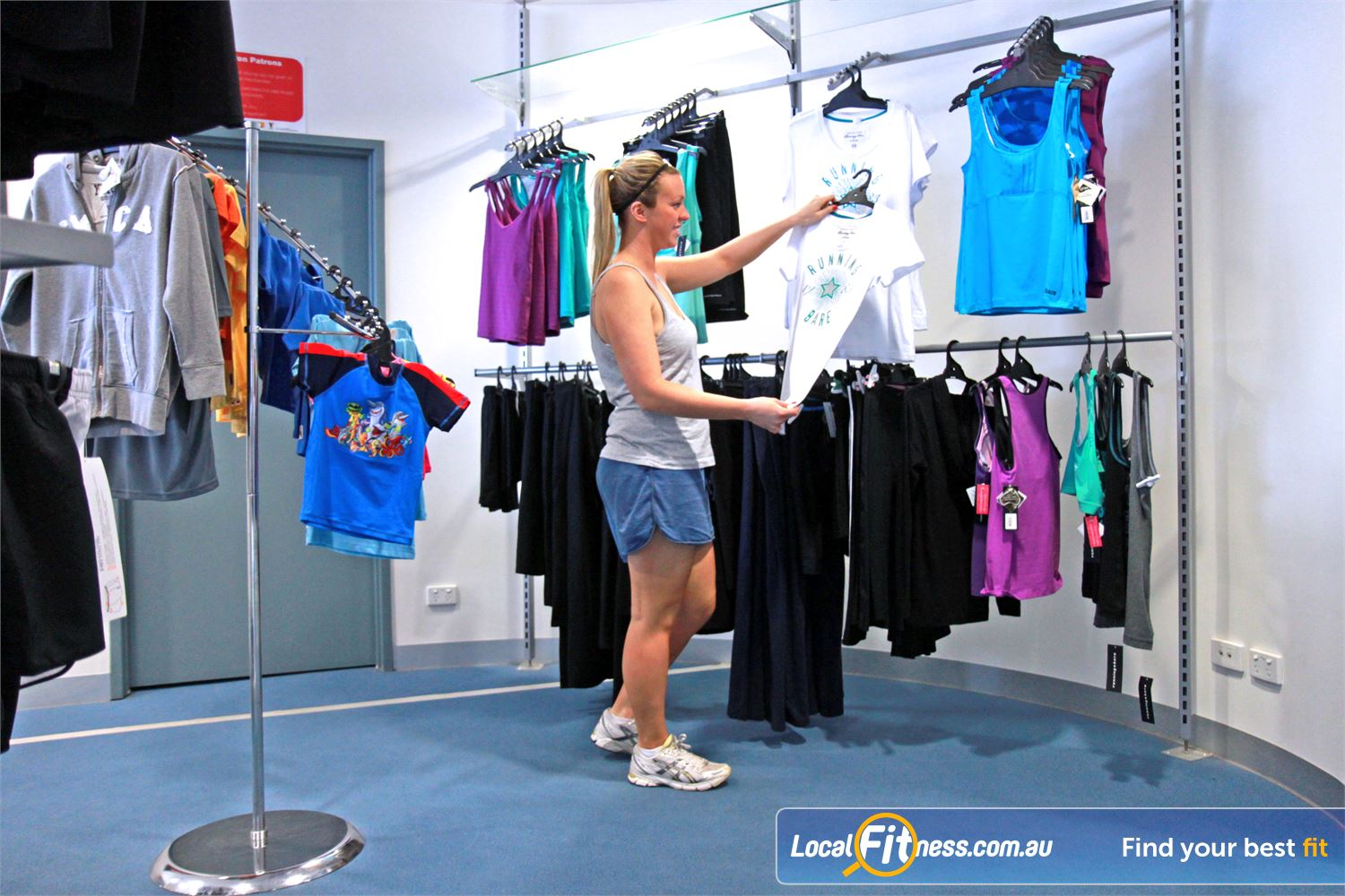 Ascot Vale Leisure Centre Ascot Vale Get the latest range of fitness apparel from leading fitness brands.