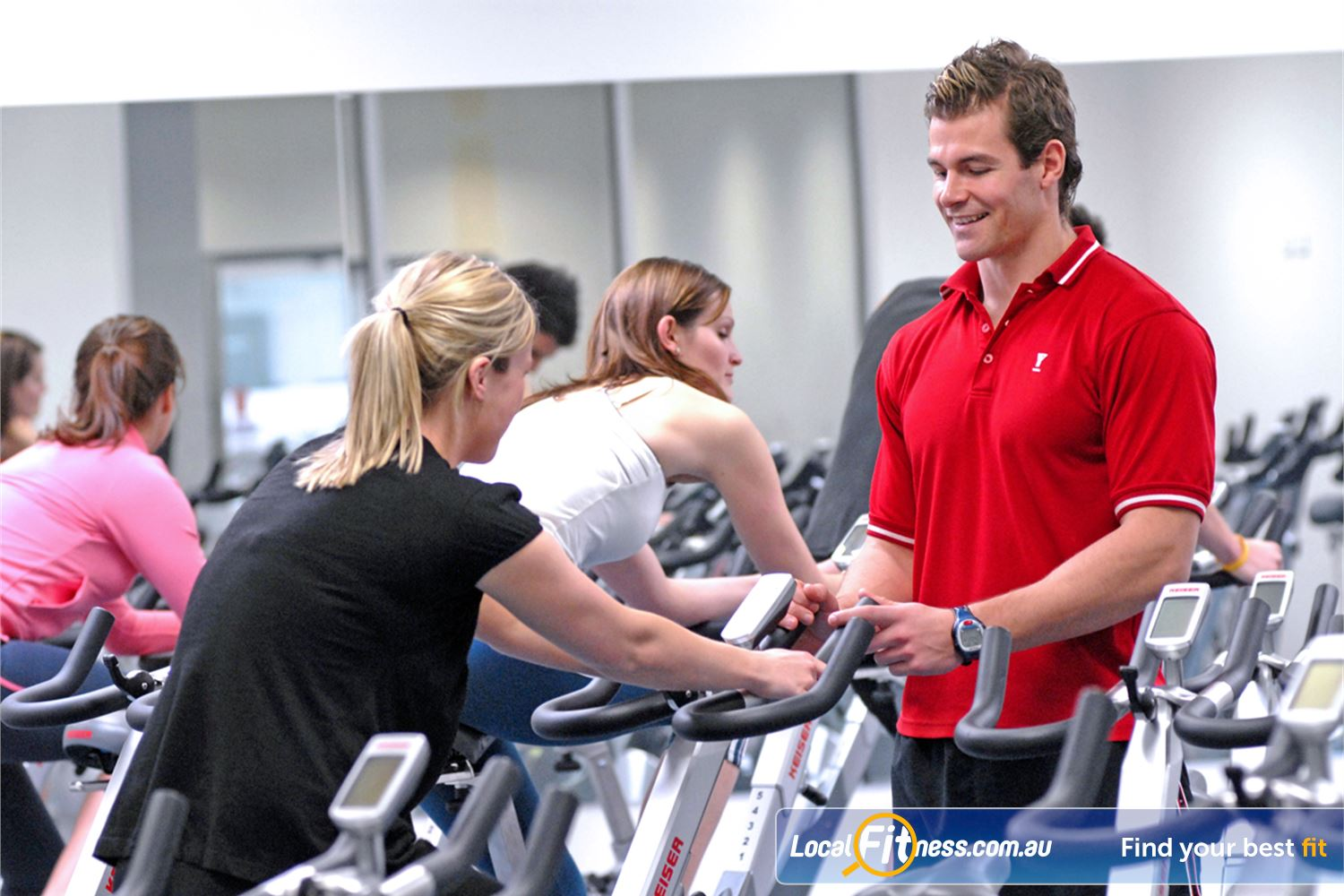 Ascot Vale Leisure Centre Near Aberfeldie Our Acot Vale cycle instructors will help you get the most out of your cycle class.
