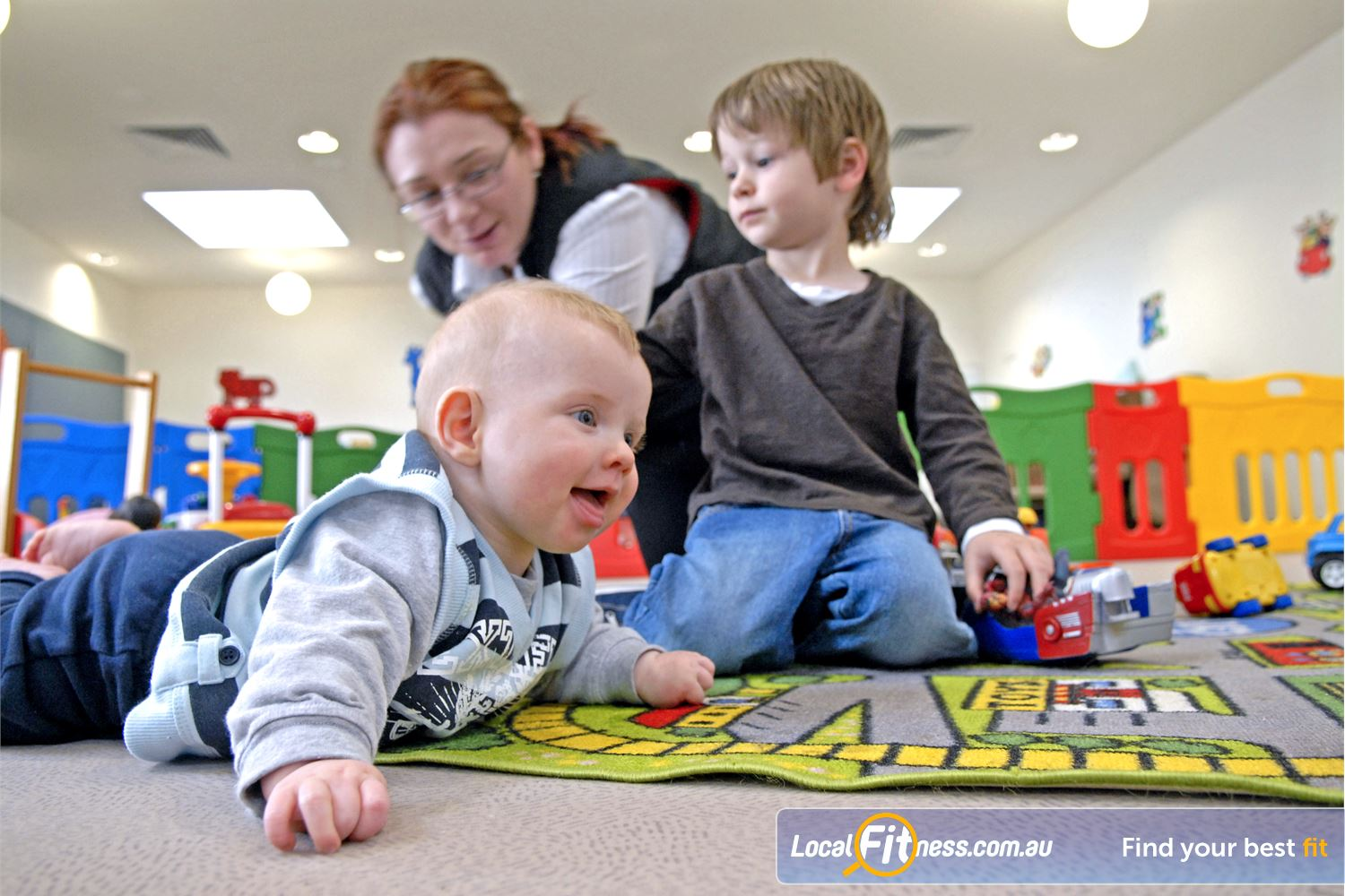Ascot Vale Leisure Centre Ascot Vale Fully supervised by our qualified Ascot Vale Child care staff.