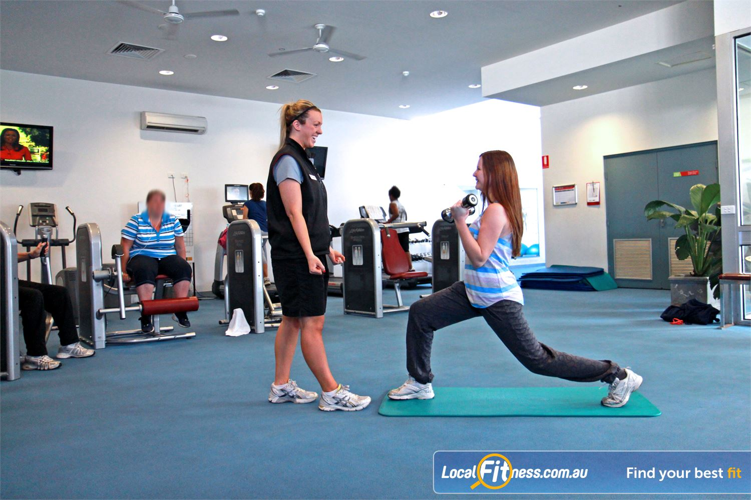 Ascot Vale Leisure Centre Near Moonee Ponds Join in on our popular Acot Vale circuit classes.