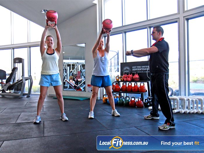 Ascot Vale Leisure Centre HIIT Melbourne  | Vary your workout with Kettle bell training in