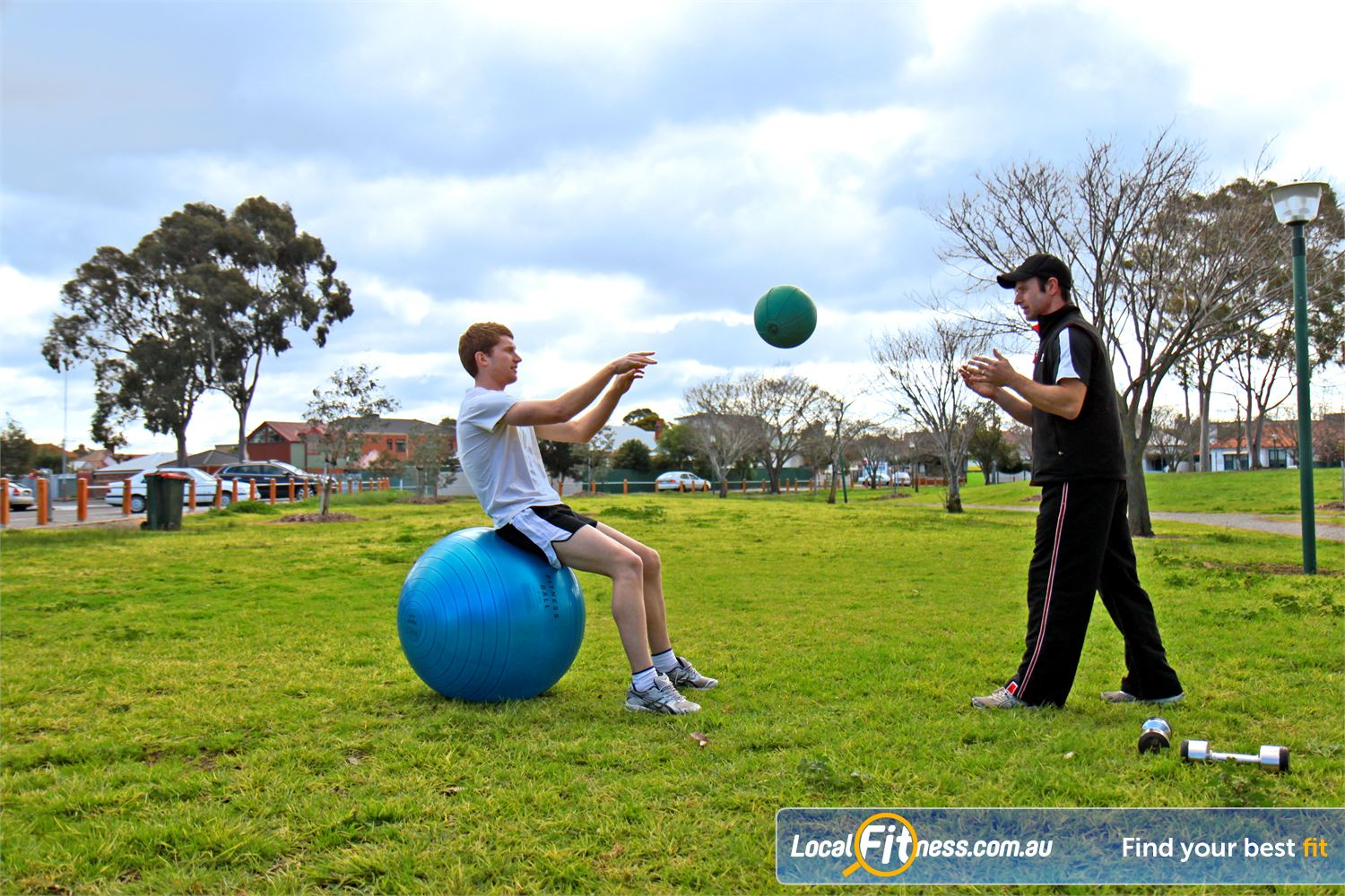 Ascot Vale Leisure Centre Ascot Vale Get some fresh air training at Victory park in Ascot Vale.