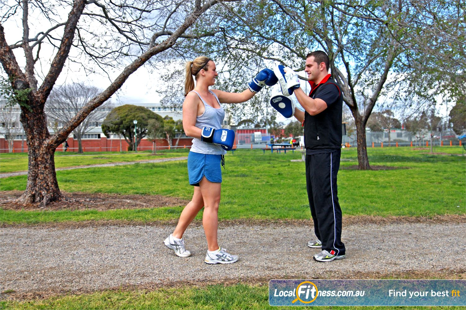 Ascot Vale Leisure Centre Near Moonee Ponds Vary your workout outdoors with cardio boxing, running and more.