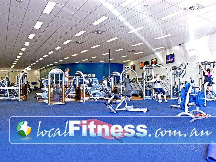 Genesis Fitness Clubs Gym Blackbutt  | The Genesis Albion Park gym provides 24 hour