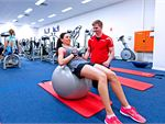 Genesis Fitness Clubs Tullimbar Gym Fitness Fully equipped with fit balls,