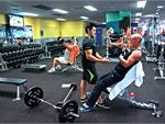 Gold Coast Health Club Main Beach Gym Fitness Strength training sessions in