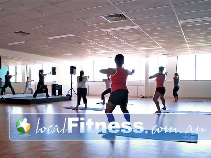 Goodlife Health Clubs Gym Melton  | The latest group fitness classes in 3 separate