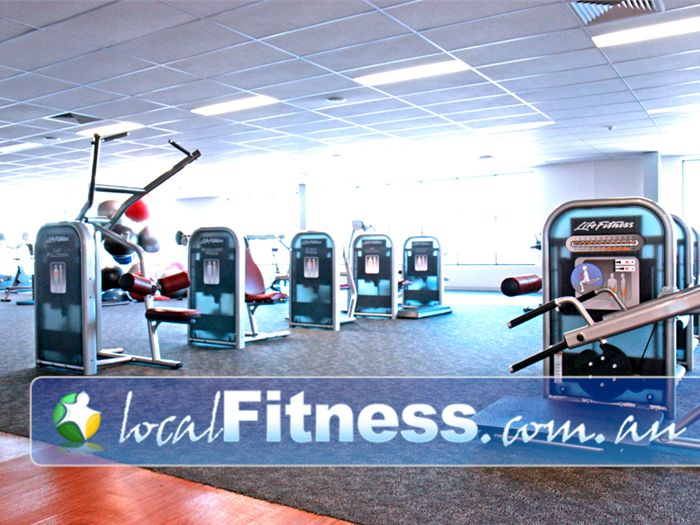 Goodlife Health Clubs Delahey Gym Fitness A time-efficient workout with