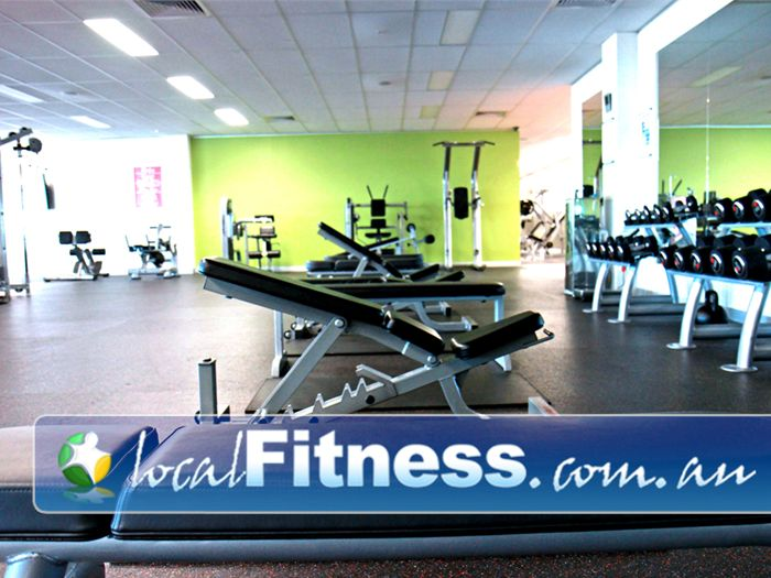Goodlife Health Clubs Taylors Hill Gym Fitness So many benches you'll never