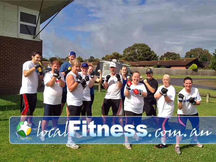 Step into Life Cranbourne Outdoor Fitness Outdoor Meet some of our friendly