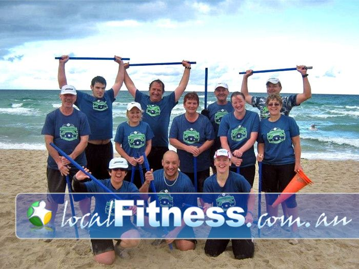 Step into Life Cranbourne Outdoor Fitness Outdoor Train in the most beautiful