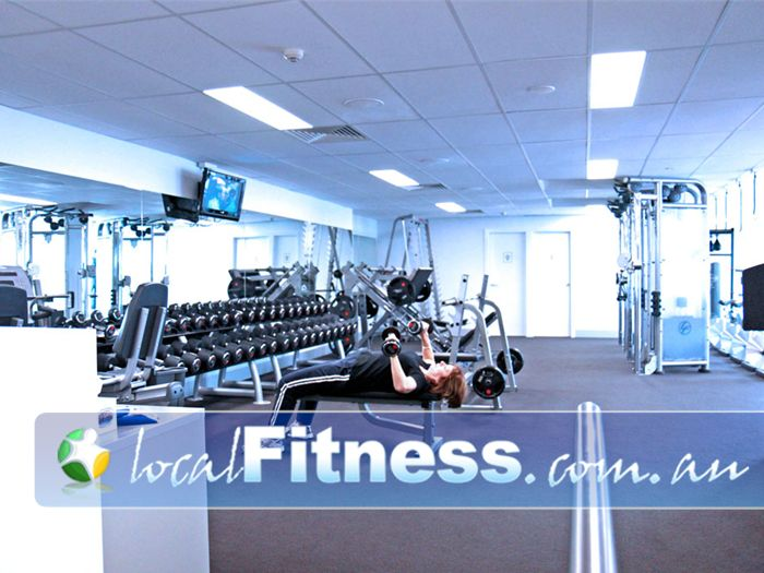 Endurance Health & Fitness Studio Essendon A personal and spacious gym and personal training environment.