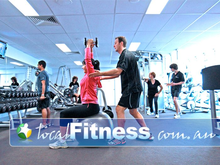 Endurance Health & Fitness Studio Essendon What ever your goals, Endurance personal training in Essendon will get you there.