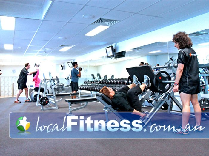 Endurance Health & Fitness Studio Near Essendon North Fully equipped Essendon gym with professionl personal training.