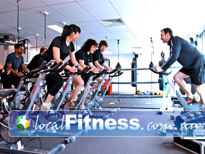 Endurance Health & Fitness Studio Essendon Enjoy bike fitness with our many spin classes in Essendon.