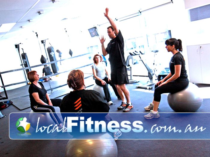 Endurance Health & Fitness Studio Essendon We create group fitness programs for the whole community.