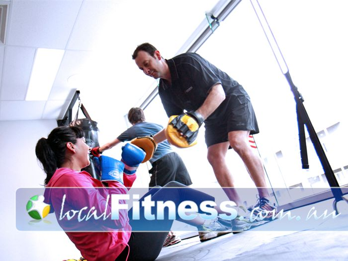 Endurance Health & Fitness Studio Strathmore Personal Training Studio Fitness Essendon personal training.