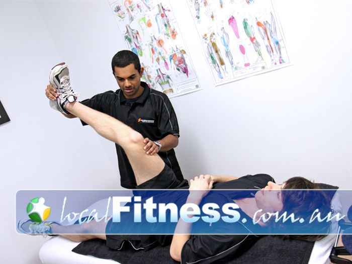 Endurance Health & Fitness Studio Near Niddrie We provide on-site remedial and sports therapy.