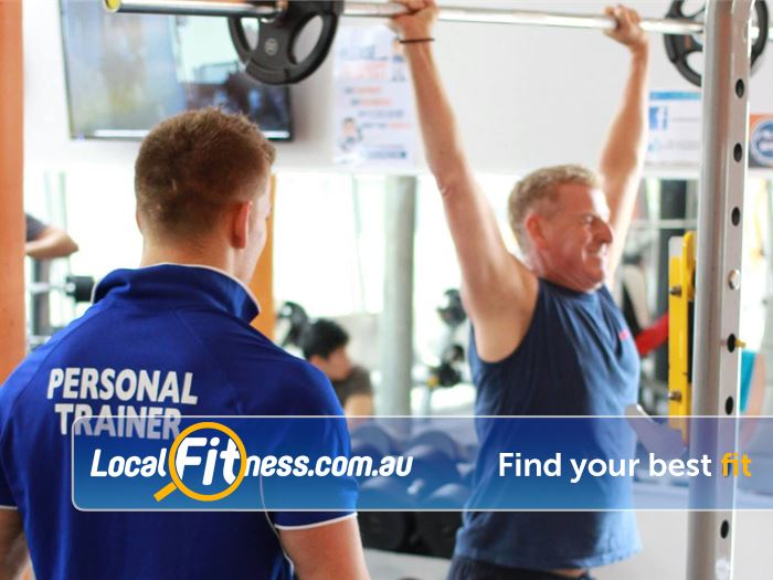 Plus Fitness 24/7 Gym Camperdown  | Get expert advice from Waterloo personal trainers.