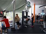 Plus Fitness 24/7 Waterloo Gym Fitness Heavy duty power and squat