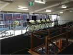 Plus Fitness 24/7 Waterloo Gym Fitness Stunning views from our level 2