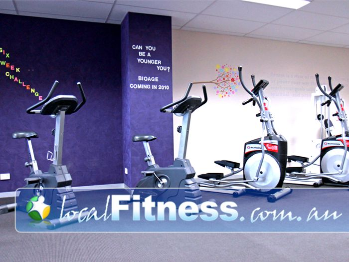 Contours Near Hawthorn East Only 29 mins a day, including strength and cardio training.
