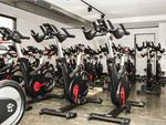 Re-Creation Health Clubs Trackside Hampton Gym Fitness State of the art Keiser spin