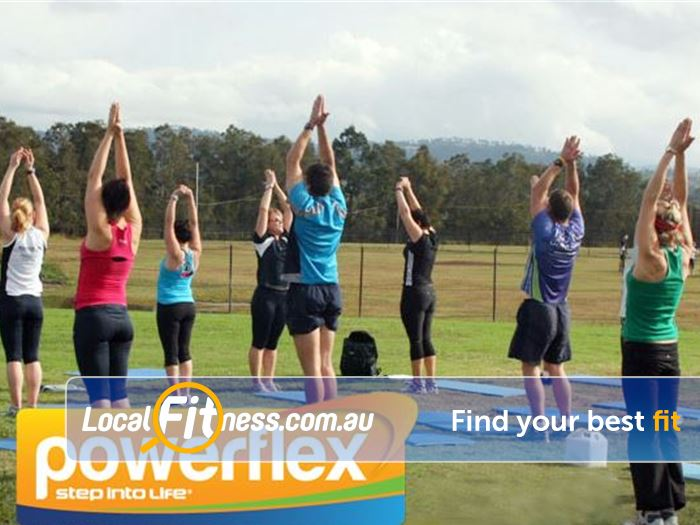 Step into Life Gym Bedford  | Inspired by Bassendean Yoga and Pilates movements? Powerflex