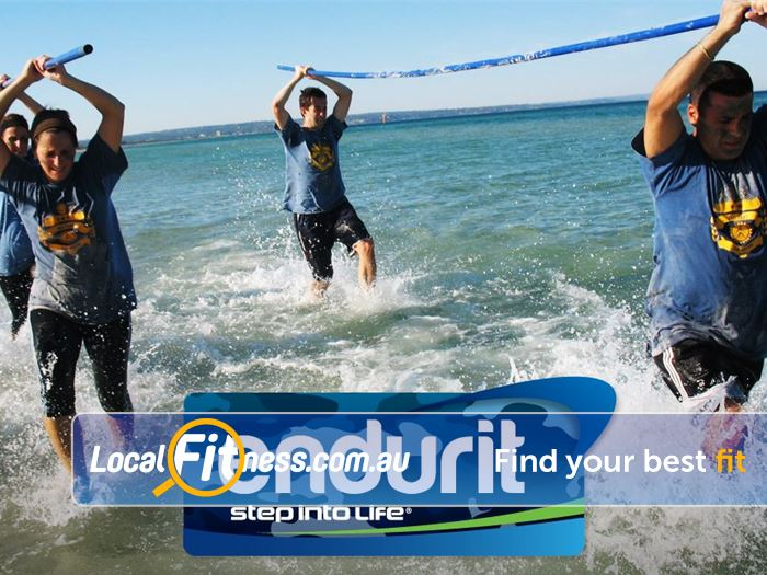 Step into Life Gym Redcliffe  | Inspired by Bassendean Boot camp style training.